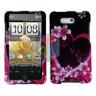 For HTC Aria Cover Hard Case Love
