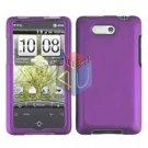 For HTC Aria Cover Hard Case Purple