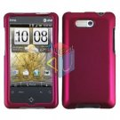 For HTC Aria Cover Hard Case Rose Pink
