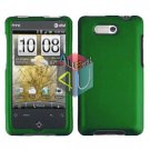 For HTC Aria Cover Hard Case Green