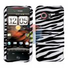 For HTC Droid incredible Cover Hard Case Zebra