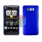 For HTC HD2 HD 2 Cover Hard Case Blue