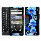 For Motorola Droid 2 A955 Cover Hard Case Flower