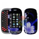 For Samsung Gravity-T T669 Cover Hard Case B-Flower