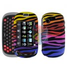 For Samsung Gravity-T T669 Cover Hard Case C-Zebra