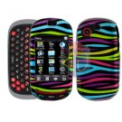 For Samsung Gravity-T T669 Cover Hard Case Rainbow
