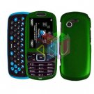 For Samsung Gravity 3 T479 Cover Hard Case Green