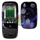 For Palm Pre Plus Cover Hard Case B-Flower