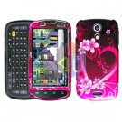 For Samsung Galaxy S Epic 4G D700 Cover Hard Case Love