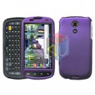 For Samsung Galaxy S Epic 4G D700 Cover Hard Case Purple