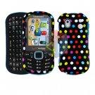 For Samsung Intensity II 2 Cover Hard Case R-Dot (u460)