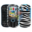 For Samsung Intensity II 2 Cover Hard Case Zebra (u460)