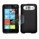 FOR HTC HD7 HD 7 Cover Hard Case Rubberized Black