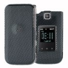 For Samsung Zeal / Alias 2 Cover Hard Case Carbon Fiber