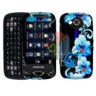 For Samsung Reality U820 Cover Hard Case Flower