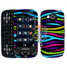For Samsung Reality U820 Cover Hard Case Rainbow