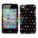 For ipod touch 4 Cover Hard Case R-Dot
