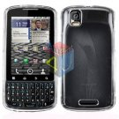 For Motorola Droid Pro A957 Cover Hard Case Clear