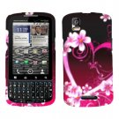 For Motorola Droid Pro A957 Cover Hard Case Love