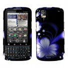 For Motorola Droid Pro A957 Cover Hard Case B-Flower