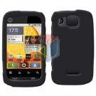 For Motorola Citrus WX445 Cover Hard Case Rubberized Black
