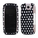 For Pantech impact P7000 Cover Hard Case Polka Dot