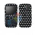 For Pantech Link P7040 Cover Hard Case Polka Dot