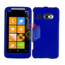 For HTC Surround T8788 Cover Hard Case Blue