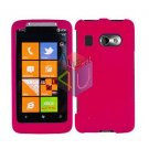 For HTC Surround T8788 Cover Hard Case Hot Pink