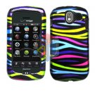 For Pantech Crux / CDM8999 Cover Hard Case Rainbow