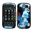 For Pantech Crux / CDM8999 Cover Hard Case Flower