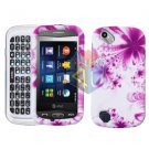 For Pantech Laser P9050 Cover Hard Case H-Flower