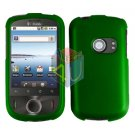 For Huawei Ideos U8150 Cover Hard Case Rubberized Green