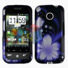 FOR HTC Droid Eris Cover Hard Case B-Flower