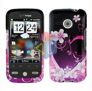 FOR HTC Droid Eris Cover Hard Case Love