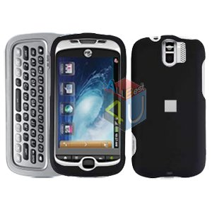 FOR HTC MyTouch 3G Slide Cover Hard Case Rubberized Black
