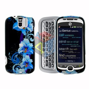 FOR HTC MyTouch 3G Slide Cover Hard Case Flower
