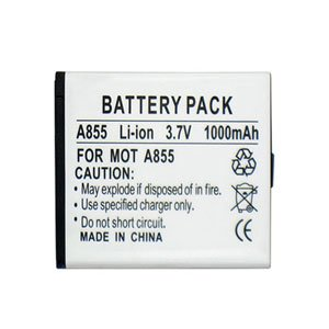 For Motorola Droid A855 Standard Replacement Battery Li-ion-1000mah