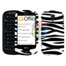 For LG Quantum C900 Cover Hard Case Zebra