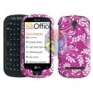 For LG Quantum C900 Cover Hard Case P-Flower