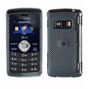 For LG KeyBo2 KeyBo 2 Cover Hard Case Carbon Fiber