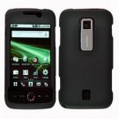For Huawei Ascend M860 Cover Hard Case Rubberized Black
