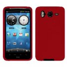 FOR HTC Desire HD A9191 Silicon cover case Red