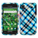 For Samsung Galaxy S 4G Cover Hard Case Plaid