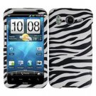 FOR HTC Inspire 4G Cover Hard Phone Case Zebra