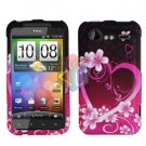 FOR HTC Incredible S Cover Hard Phone Case Love