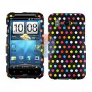 FOR HTC Inspire 4G Cover Hard Phone Case R-Dot