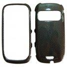 For Nokia C7-00 Cover Hard Case Carbon Fiber