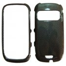 For Nokia Astound C7 Cover Hard Case Carbon Fiber