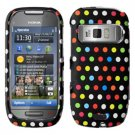 For Nokia Astound C7 Cover Hard Case R-Dot